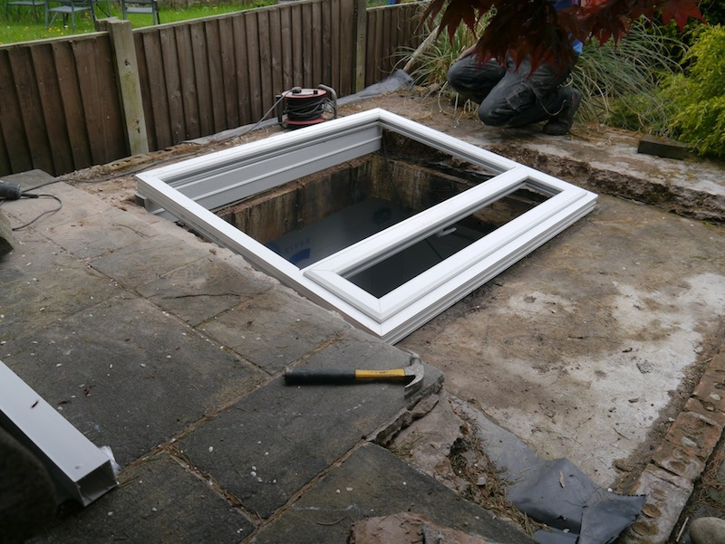 Eric koi pond filtration at last waddy puts his money for Best koi pond filter system