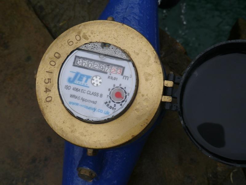 Flow Meter to measure water