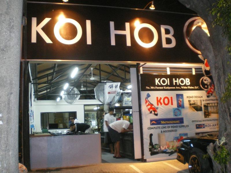 Koi Hob ERIC Distributor 1