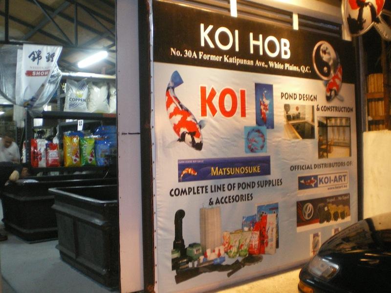 Koi Hob ERIC Distributor 2